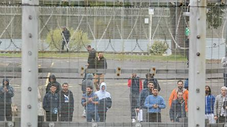 Administrative detention of migrants