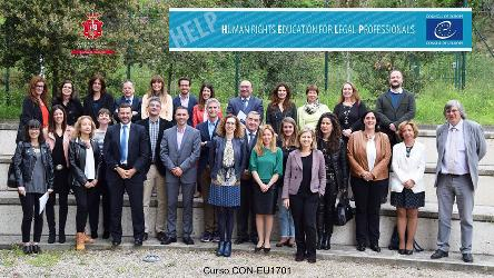 HELP launches human rights training for judges, prosecutors and lawyers in Spain