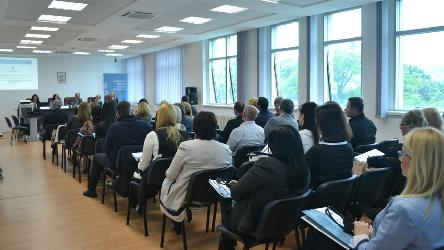 HELP training on asylum and the European Convention on Human Rights delivered in Serbia