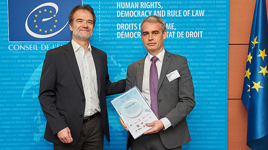 New legal tool on electronic evidence: Council of Europe welcomes civil society opinion
