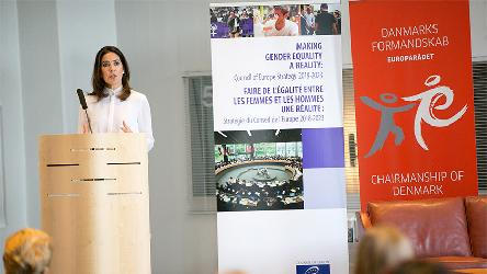 Conference to launch the Council of Europe Gender Equality Strategy 2018-2023