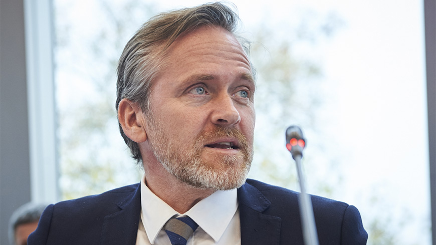 "Danish Chairmanship concludes overwhelming support to start Council of Europe ""Elsinore Reform Process"""