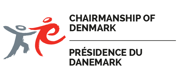 Chairmanship of Denmark Logo