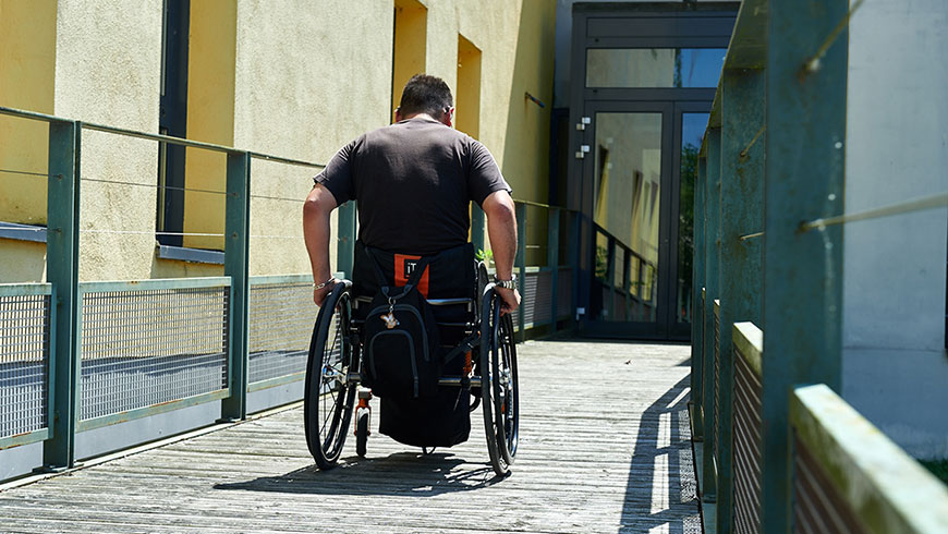 Belgium should speed up the social inclusion of persons with disabilities