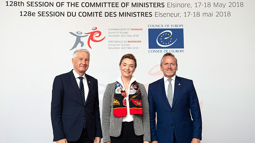 Croatia takes over chairmanship of Committee of Ministers from Denmark