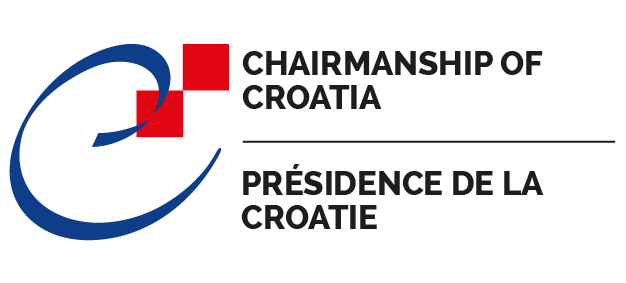 Chairmanship of Croatia Logo
