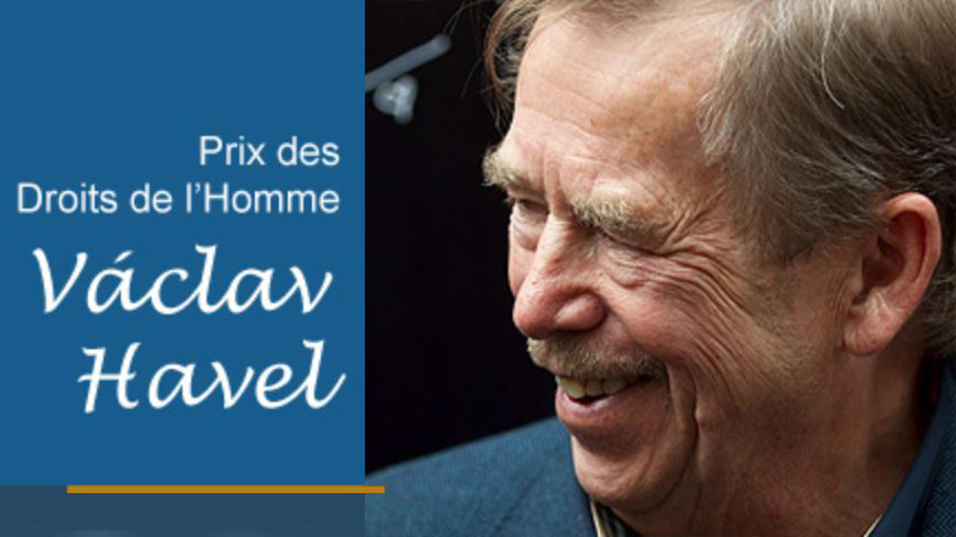 Václav Havel Human Rights Prize 2019: call for nominations