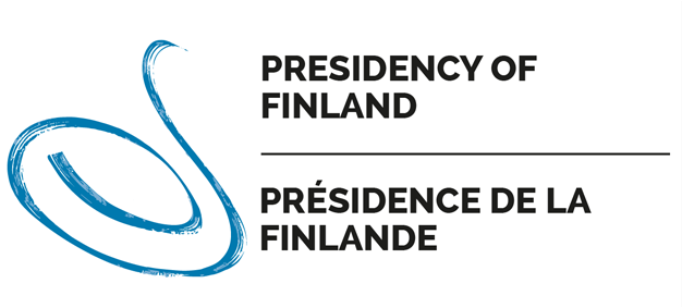 Chairmanship of Finland Logo