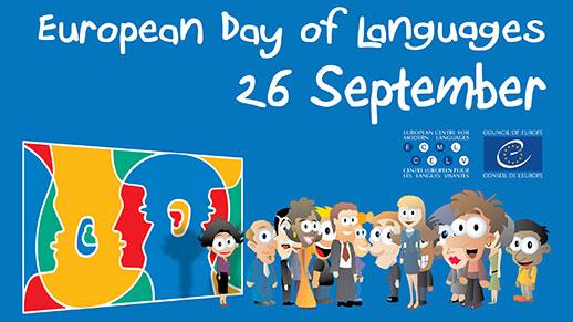 26 September - European Day of Languages