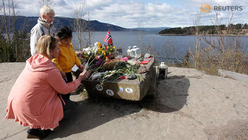 Ahead of the fifth anniversary of Utøya tragedy, Secretary General calls for robust response to hate crime