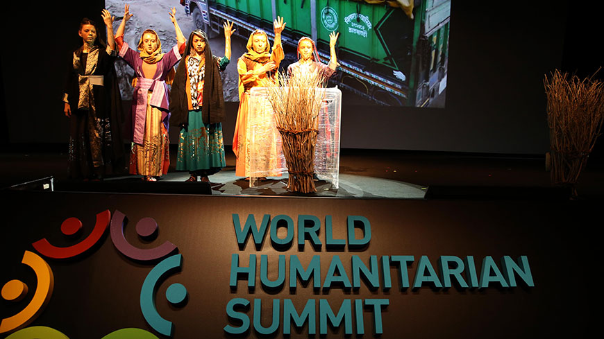 World Humanitarian Summit: Council of Europe commitment