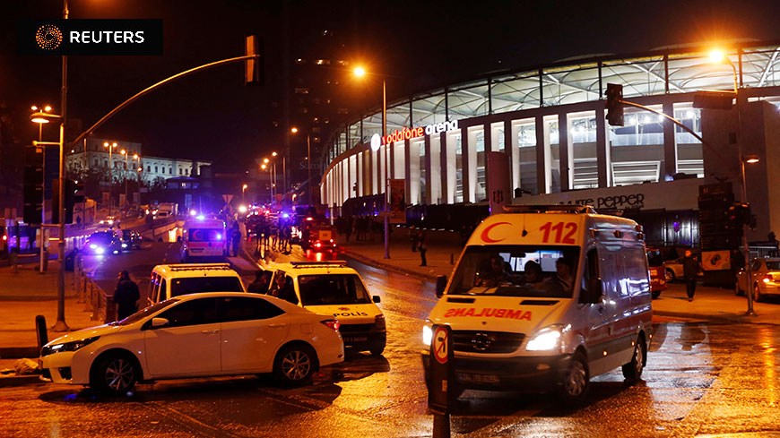 Secretary General condemns terrorist attacks in Turkey, conveys condolences