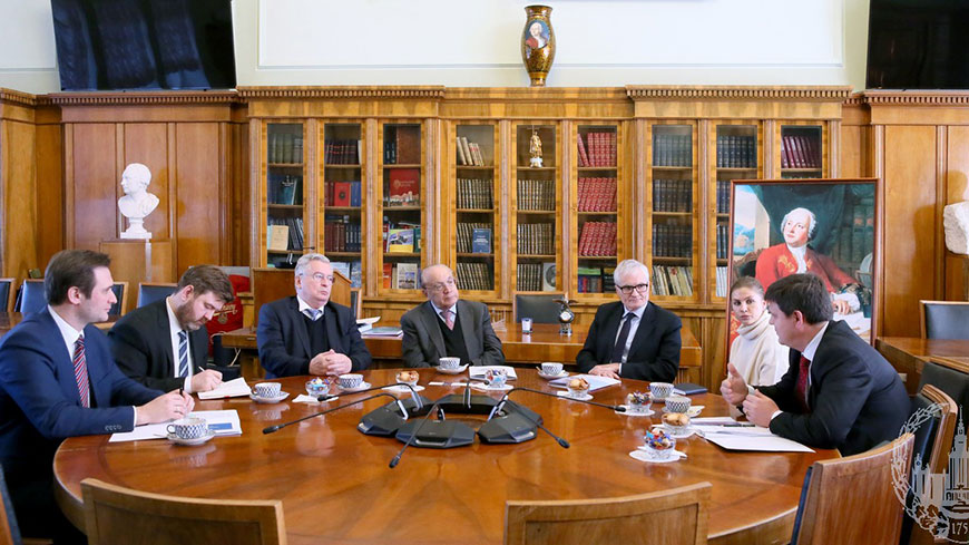 Council of Europe discussed European academic cooperation with Russian universities