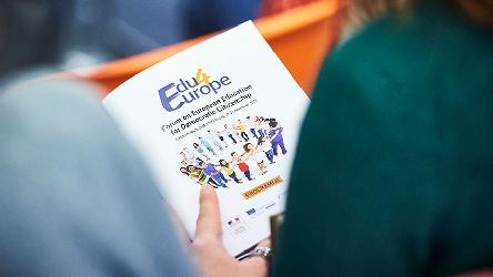 Shaping future visions of Europe: European citizenship education is key