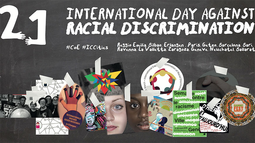 Intercultural Cities in Action : International Day Against Racial Discrimination