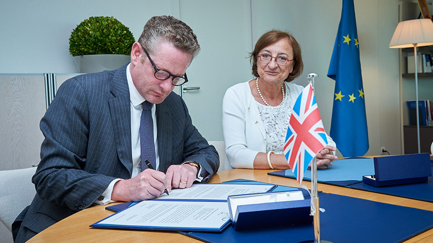The UK ratifies the Lanzarote Convention to protect children against sexual violence