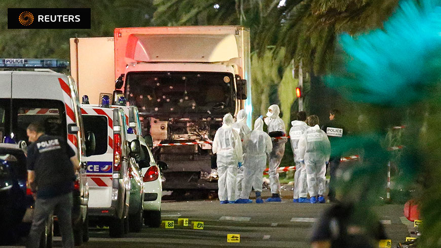 Secretary General Jagland condemns the horrific terrorist attack in Nice