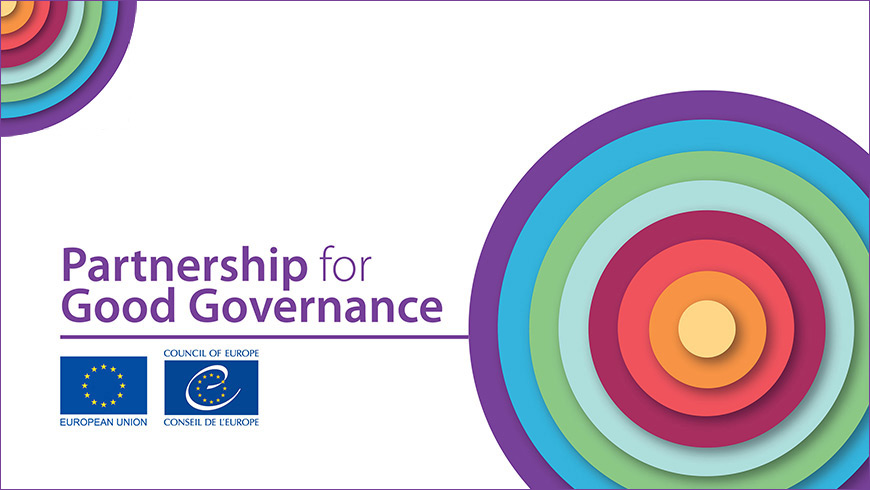 The European Union and the Council of Europe to strengthen their support for good governance in the EU's Eastern neighbourhood
