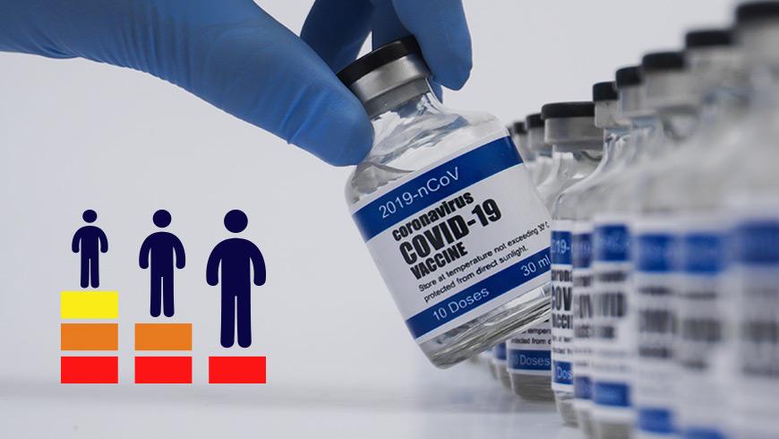 Vaccini anti Covid-19: occorre garantire un accesso equo alla vaccinazione  - Sala stampa