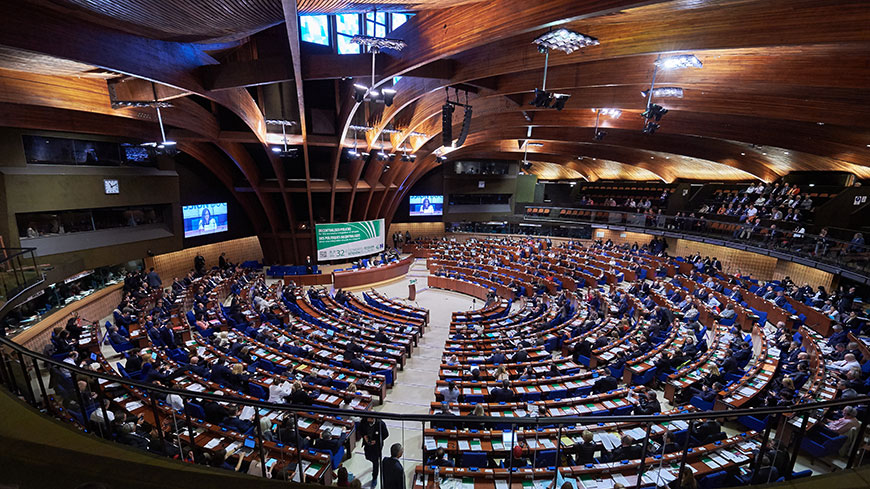 32nd Session of the Congress to focus on migration, citizen participation and local and regional democracy in Europe