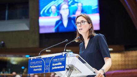 Amélie de Montchalin: 'Uniting our European family around common values'