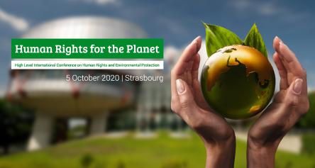 Human Rights for the Planet conference