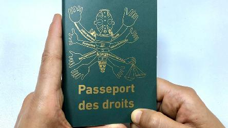 "Know your rights: new ""passport"" for human trafficking victims in Tunisia"