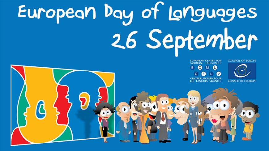 26 September: The European Day of Languages