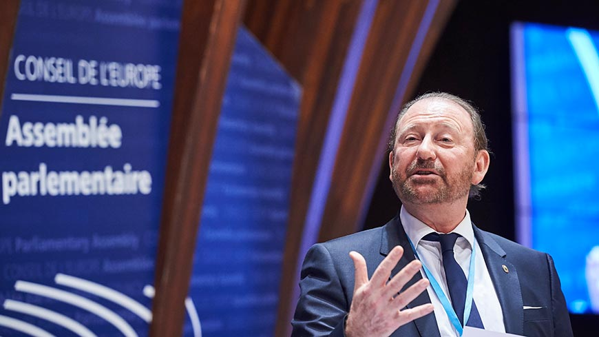 Presidential election in Belarus: statement by PACE President