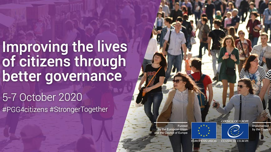Even in difficult times, Partnership for Good Governance programme keeps delivering