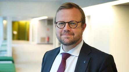 New Deputy Secretary General: Bjørn Berge takes office