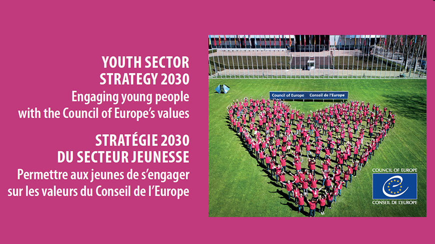 New youth sector strategy 2030: strengthening democracy through youth engagement