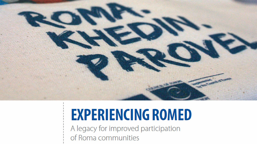 Europe for Roma empowerment: Taking stock and looking forward