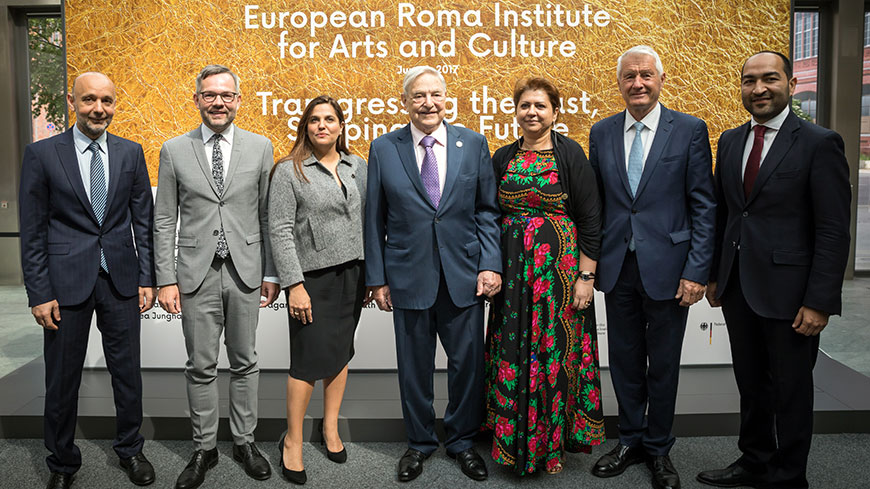 The European Roma Institute for Arts and Culture Launches in Berlin