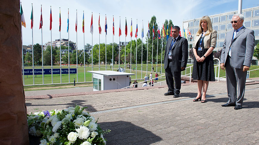 Council of Europe marks the anniversary of the Roma genocide in the Second World War