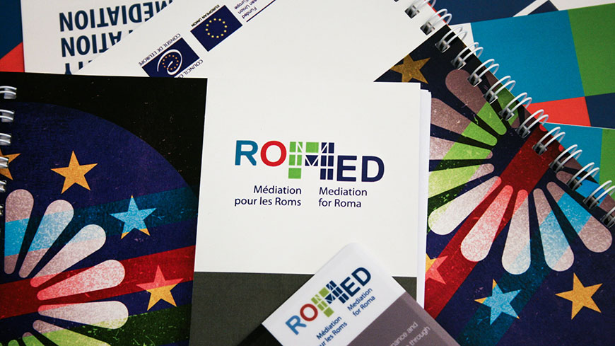 "New handbook on ""intercultural mediation"" for Roma communities just published"