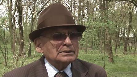 Roma holocaust survivor - Marin Constantin witnessed mass brutality in Nazi-controlled Ukraine