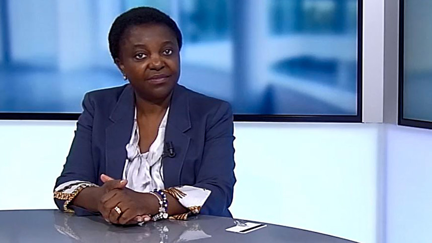 Interview with Cécile Kyenge, Italian politician and member of the European Parliament
