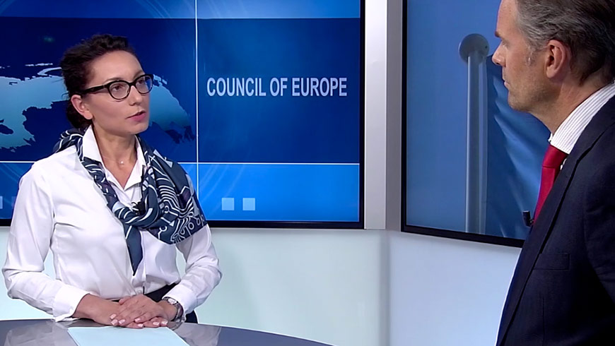 Artificial intelligence - Interview with Ambassador Corina Călugăru