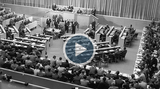 1st session of the Council of Europe's Consultative Assembly