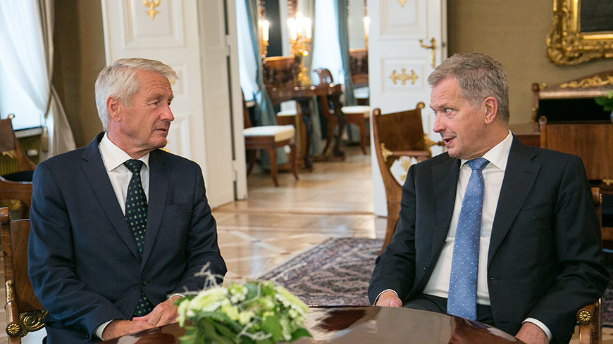 Secretary General on official visit to Finland
