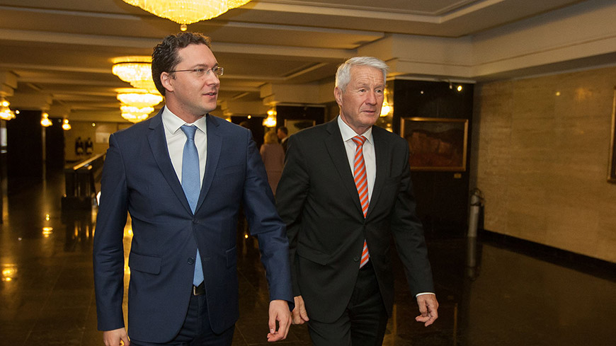 Secretary General visits Bulgaria prior to Council of Europe Chairmanship