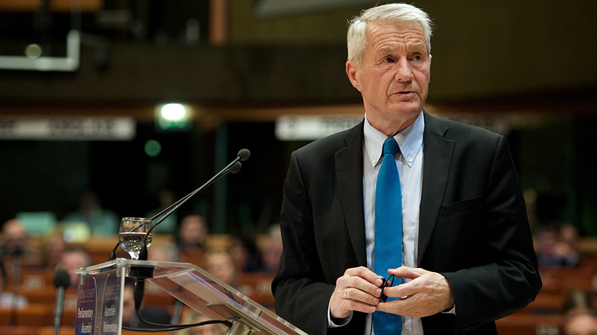 Secretary General Thorbjørn Jagland condemns terrorist attack in Turkey