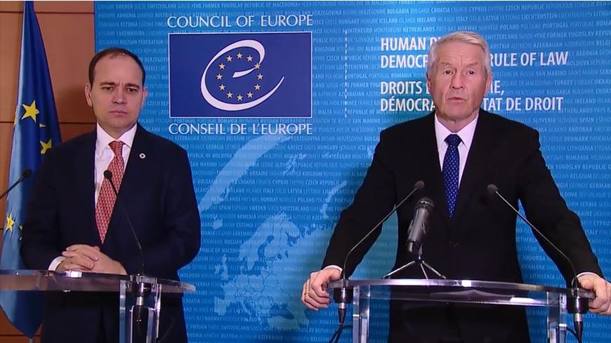 Jagland: Brussels terrorist attacks targeted European values