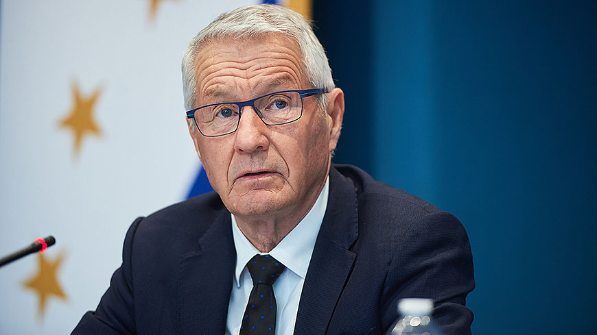 Secretary General Jagland condemns the deadly mosques attack in New Zealand