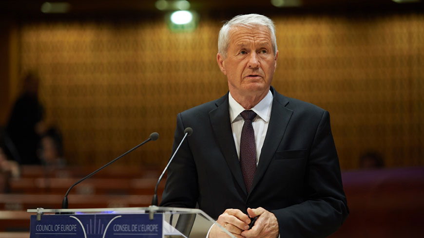 Secretary General Jagland calls for release of Turkish hunger strikers