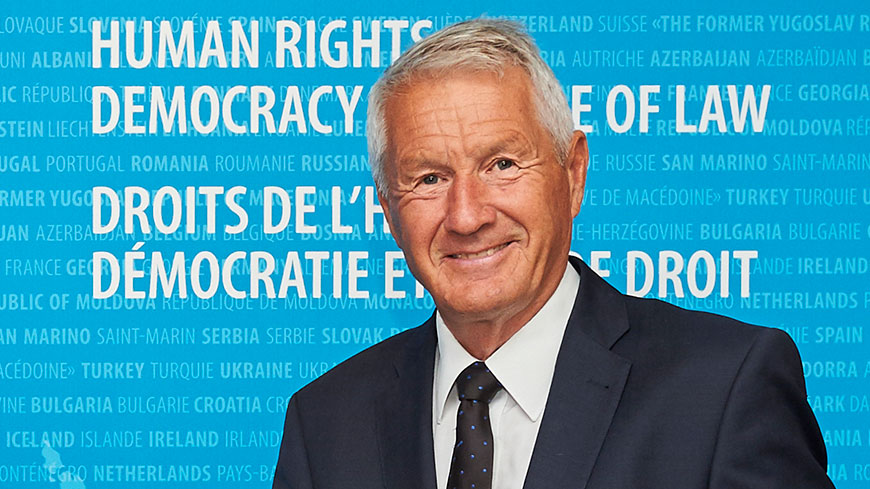 European Day of Languages 2017: statement from Council of Europe Secretary General, Thorbjørn Jagland