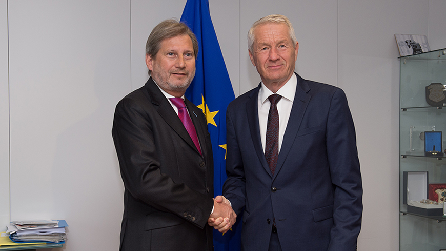 New Council of Europe/EU cooperation agreement for the Western Balkans and Turkey