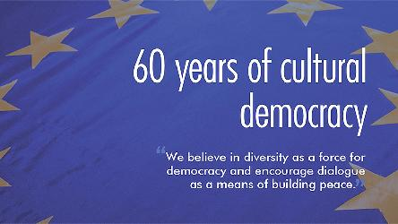 European Cultural Convention celebrates its 60th anniversary