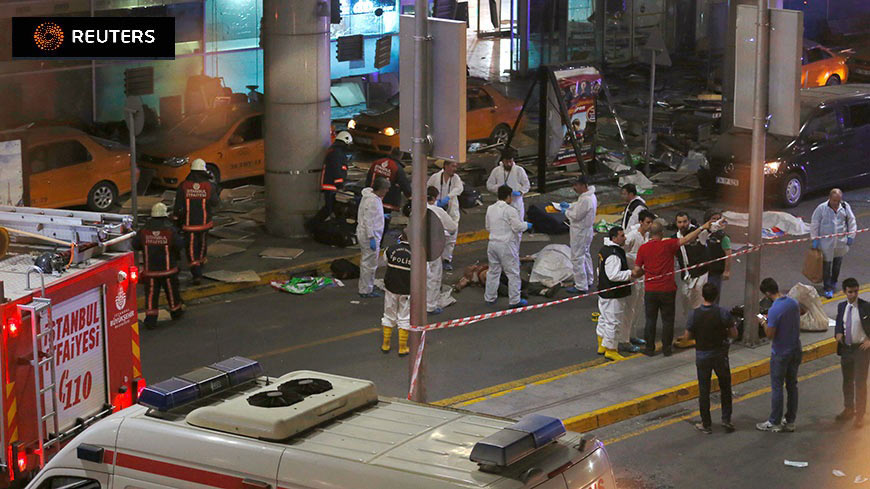 Istanbul: Council of Europe Secretary General Jagland condemns terrorist attacks